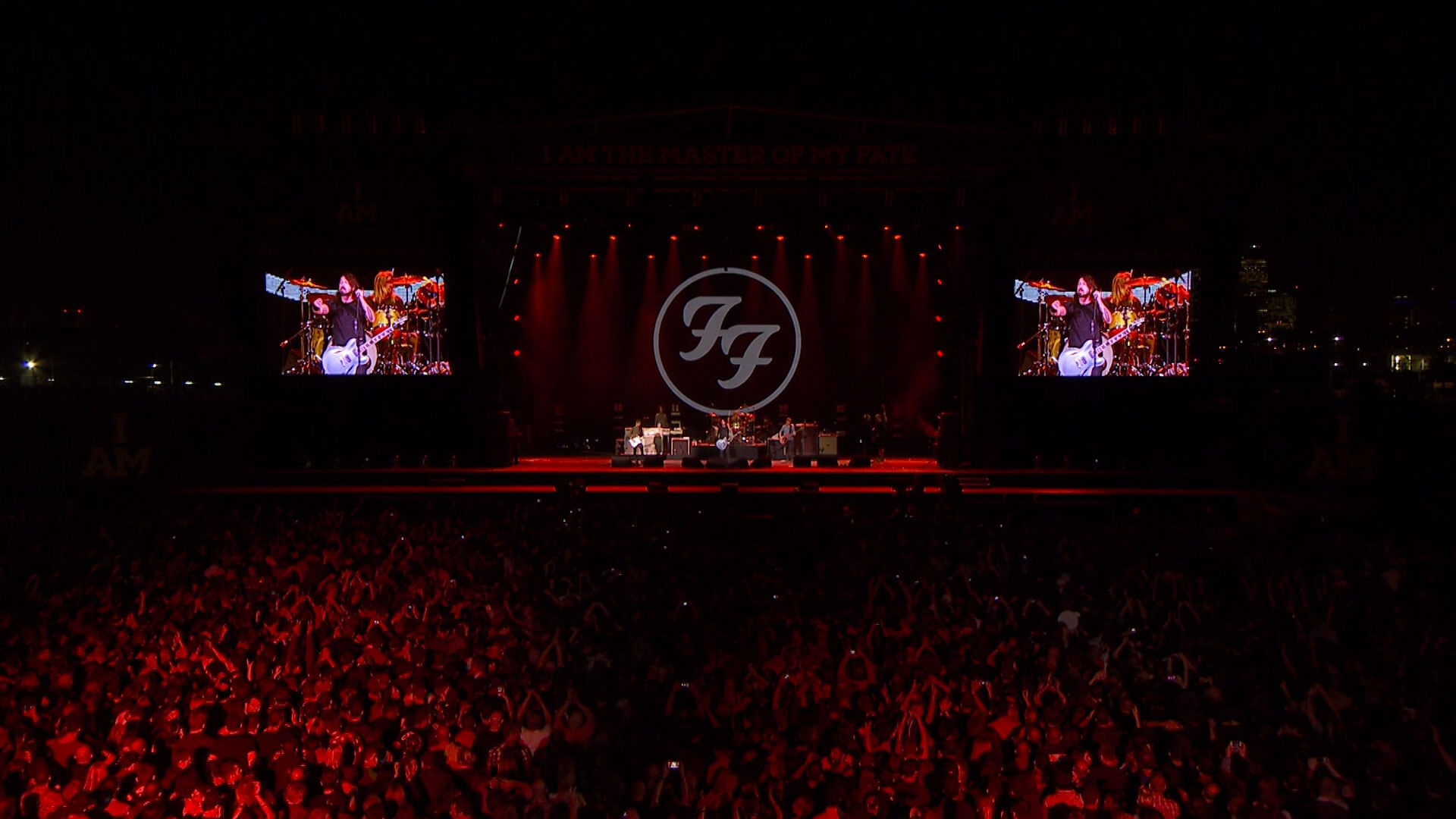 Foo Fighters Invictus Games Closing Concert 2014 H264 1080i 29mbps