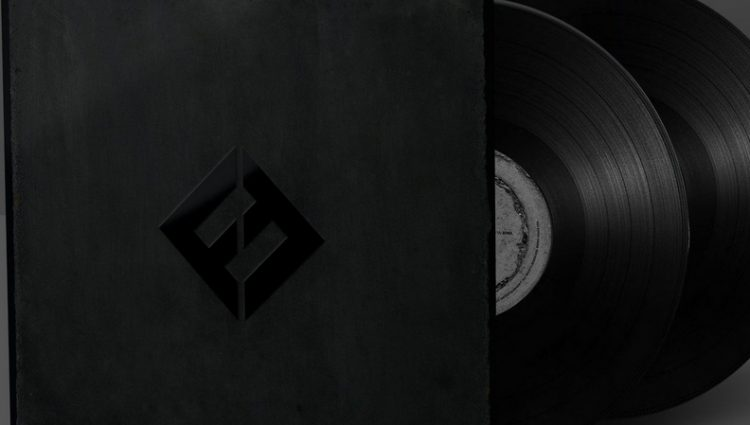 Foo Fighters Release Limited Edition Concrete And Gold Vinyl