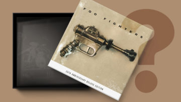Foo Fighters Self Titled Potential Reissue