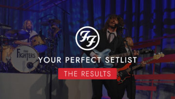 Your Perfect Setlist - The Results